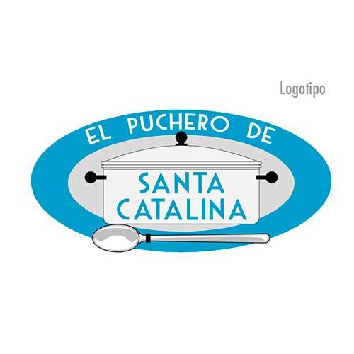 Logo El Puchero de Santa Catalina