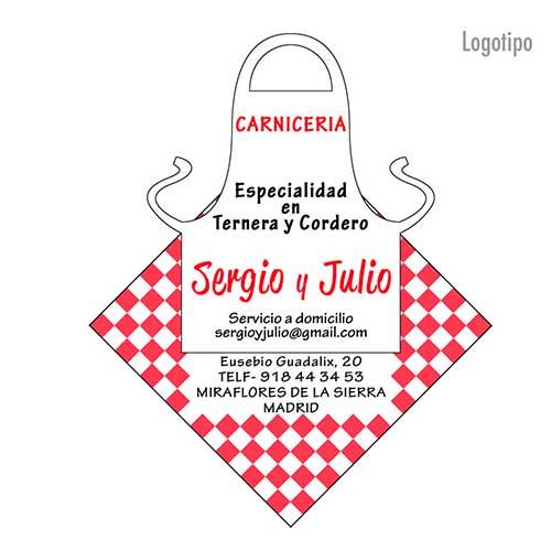 Logo Sergio y Julio