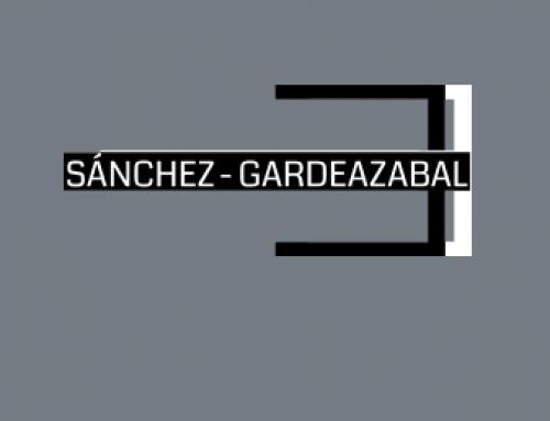 Diseño logotipo para notaria