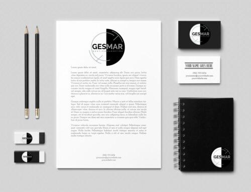 GESMAR nueva imagen y nuevo logo