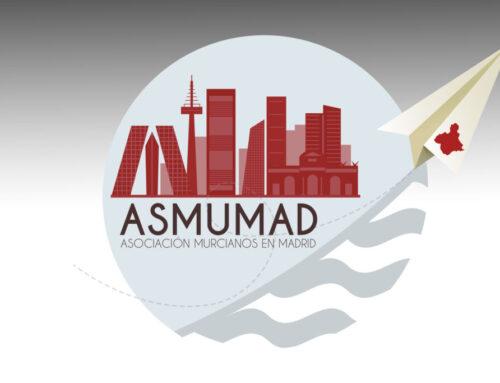 ASMUMAD diseño logo e imagen